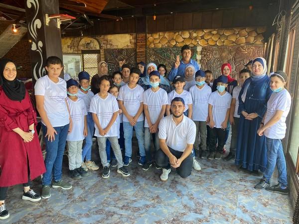 Un deuxième camp d'été magnifique pour les enfants de Gaza