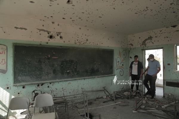 Une rentrée scolaire 2021/2022 en Palestine sous le signe de l'espoir malgré la douleur