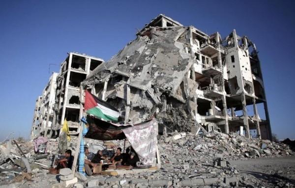 Trois mois après le cessez-le-feu, rien ne change à Gaza