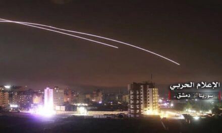Pourquoi les frappes d'Israël en Syrie ne sont pas dignes d'intérêt pour les médias occidentaux