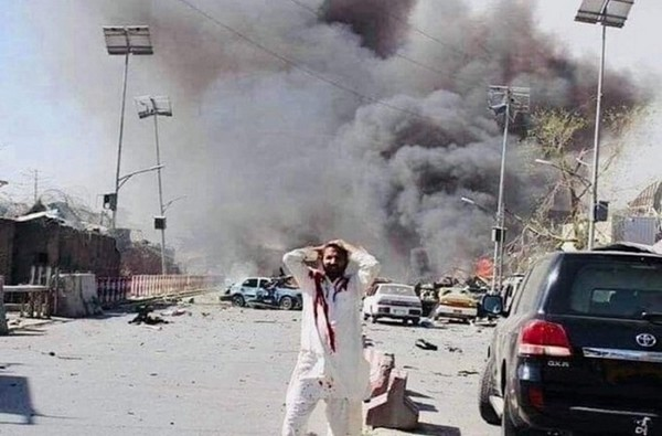 Daech revendique l'attentat de l'aéroport de Kaboul. Plus de 100 tués