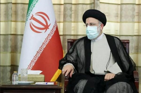 'Israël' regrette la présence d'un diplomate européen à l'investiture de Raïssi en Iran