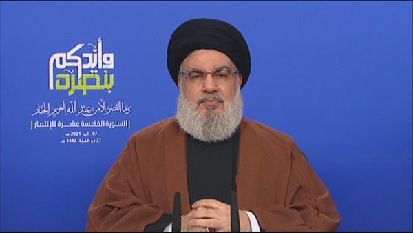 S.Nasrallah: Nous riposterons à chaque nouveau raid israélien contre le Liban