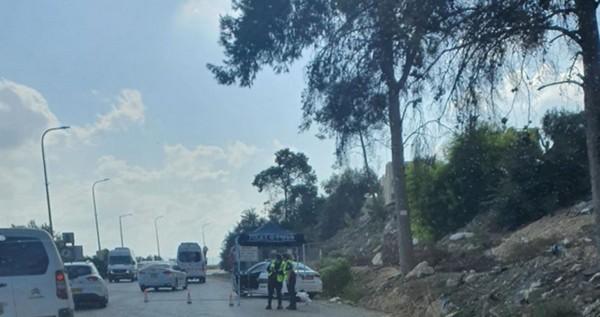 Les forces d'occupation intensifient les recherches à la trace des évadés de Gilboa
