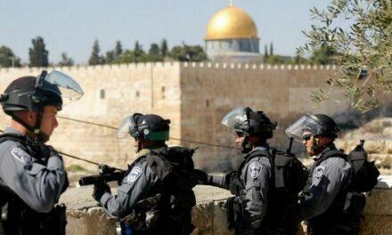 En prévision du Vendredi de la Rage… l'occupation renforce ses forces à Jérusalem et en Cisjordanie