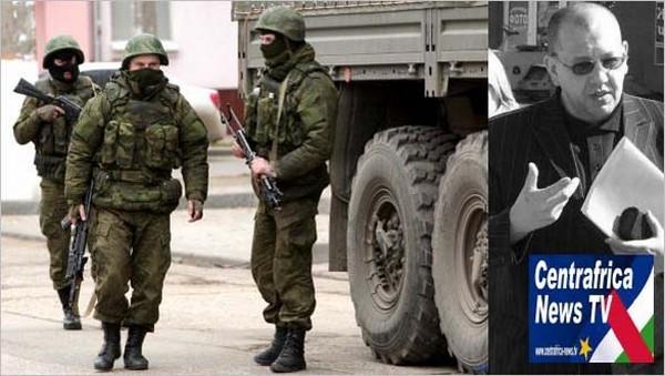 La RCA au cœur de la guerre hybride russe en Afrique (5) : mars 2014, en Crimée les 'hommes en vert' en action