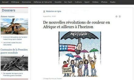 De nouvelles révolutions de couleur en Afrique et ailleurs à l'horizon (Partie 2)