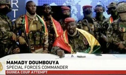 Coup d'état contre Alpha Condé en Guinée Conakry : l'erreur stratégique de la Chine et de la Russie ?