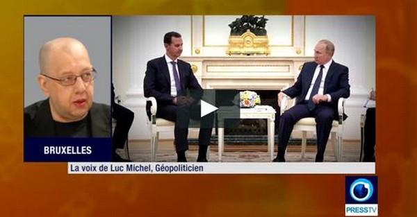 Vladimir Poutine reçoit Bachar al-Assad à Moscou et averti les Usa et la Turquie