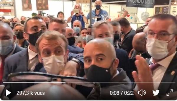 Billet d'humeur : quand Macron réhabilite l'internement psychiatrique politique