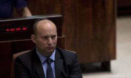 Bennett: « Je m'oppose à la création d'un État palestinien, je pense que ce serait une terrible erreur »