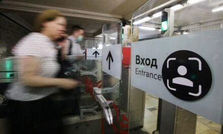 Moscou : Souriez, vous êtes scannés !