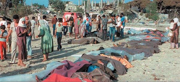Il y a 39 ans : les massacres de Sabra et Chatila – Les massacres israéliens contre les Palestiniens se poursuivent !