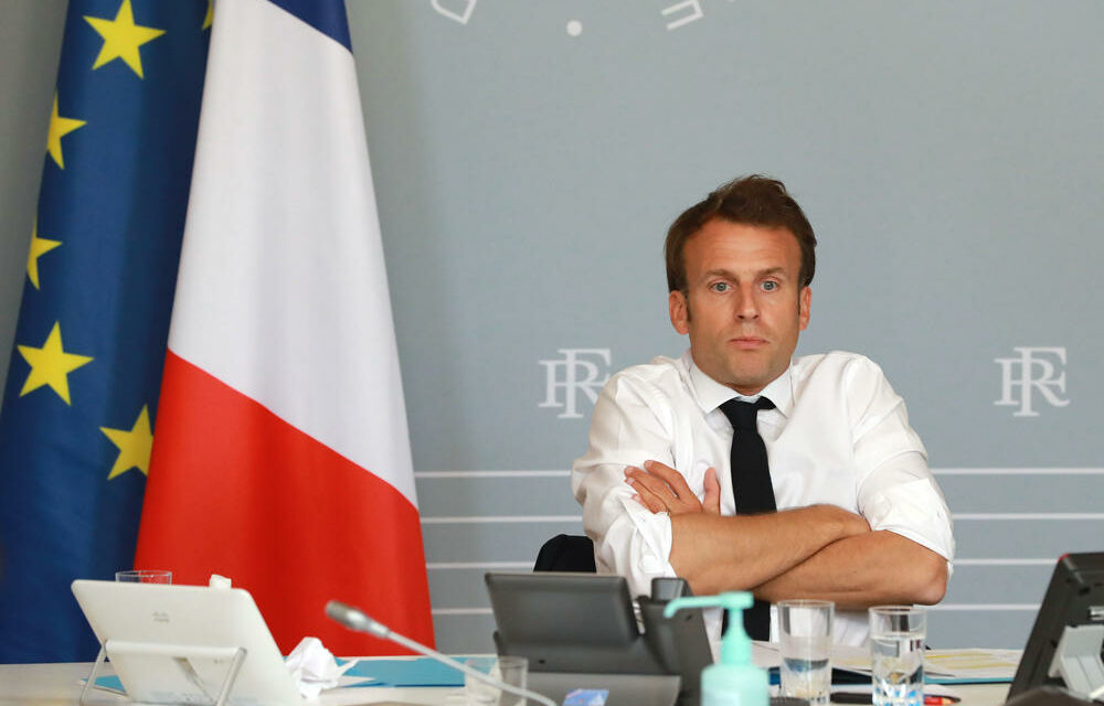 Ma réponse au président Emmanuel Macron