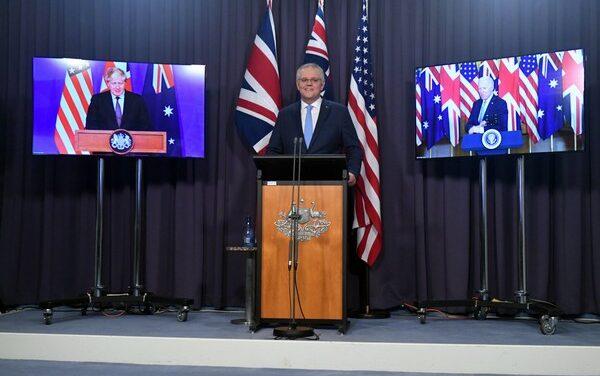 AUKUS : Une nouvelle tentative occidentale d'isoler la Chine