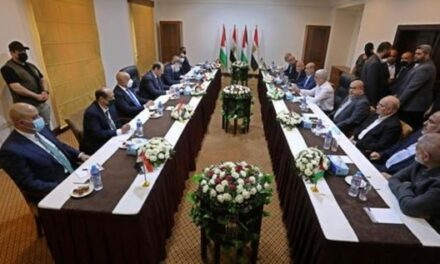 La direction du Hamas rencontre le ministre du Renseignement égyptien, le général Abbas Kame