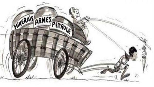 Tous ensembles pour l'abolition de la loi du 23 février, glorifiant l'impérialisme Français