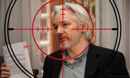 Enlèvement, assassinat et fusillade à Londres : les plans de guerre secrets de la CIA contre WikiLeaks (1/4)