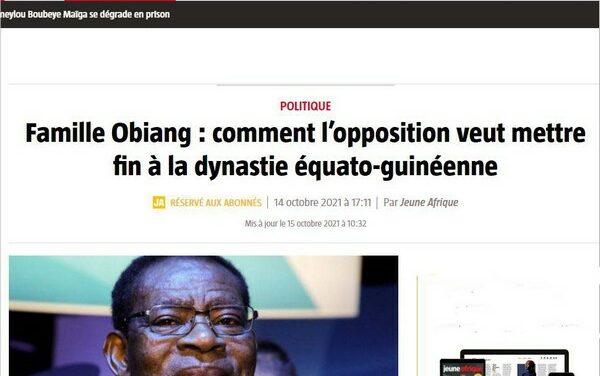 Guinée équatoriale vs France : la confrontation voulue par Paris continue