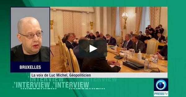 L'axe Moscou-Téhéran : vers une alliance géopolitique globale