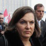 Victoria Nuland agace sérieusement les Russes
