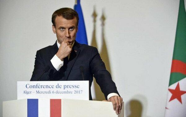 Macron piégé par le calendrier mémoriel algérien