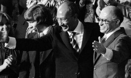 Séquence : Hafez Al Assad / Sadate et son projet de voyage à Jérusalem