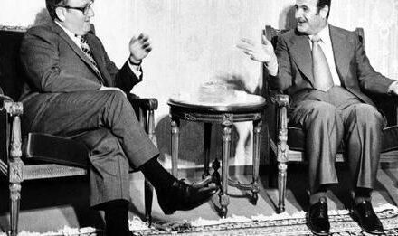L'art de la négociation du président syrien Hafez Al Assad